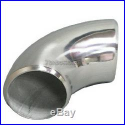 1.75 O. D. Extruded 304 Stainless Steel Elbow 90 Degree Pipe 3mm Thick 11 Gauge