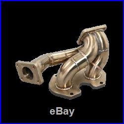 11 Gauge Stainless Steel Turbo Manifold For 86-92 Mazda RX-7 RX7 FC 13B