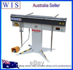 1250mm Magnetic Bending Machine 16-Gauge Mild Steel Capacity-8173403