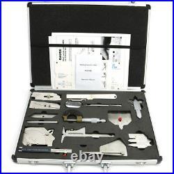 13 Pieces Stainless Steel Welding Gauge Tooling Kits Combine Suit 13 Pieces