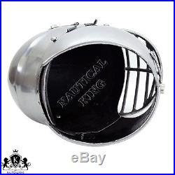 14 Gauge Collectibles Armour Helmet Dog-Face Bascinet SCA