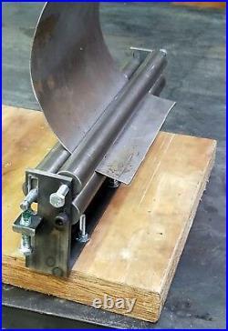 18 x 10 Gauge Sheet Metal Roller Slip Roll rolling metalworking brass steel