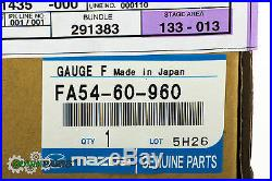1984-1985 Mazda RX-7 Fuel Level Gauge OEM BRAND NEW Genuine FA54-60-960