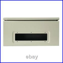24 x 16 x 10In Carbon Steel Electrical Enclosure Cabinet 16 gauge IP65