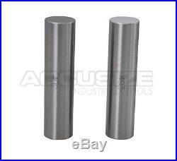 250 Pcs/Set 0.251-0.500 Steel Plug Pin Gage Set Minus, #M2(-)A