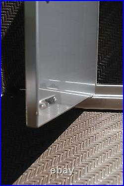 31 Double Walled Access Door 16 Gauge Outdoor Bbq 304 Stainless Steel Best Qual