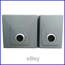 33 x 22 x 9 Stainless Steel Double Bowl 16 Gauge Kitchen Sink Undermount New