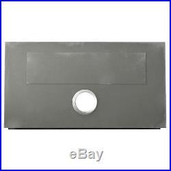 33 x 22 x 9 Under Mount Single Basin Stainless Steel 18 Gauge Kitchen Sink