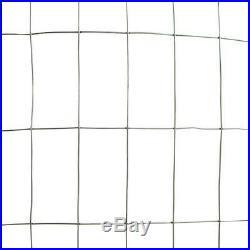 4' x 100' Everbilt 14 Gauge Galvanized Steel Welded Wire Mesh Fence Fencing Roll