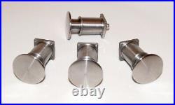 5 gauge Set 4 BR / LMS Locomotive Buffers