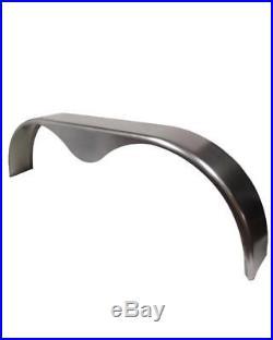 66x9 Tandem Axle 16-Gauge Steel Trailer Fender