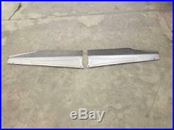 67/68 C10 Core Support Filler Panels 18 gauge Steel