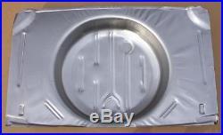 67-76 Mopar A Body 1-pc Trunk Floor Pan Made In USA Heavy Gauge Steel