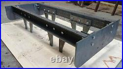 7 1/4 Gauge Miniature Railway 4 Wheel Chassis Kit Locomotive, Wagon or Coach