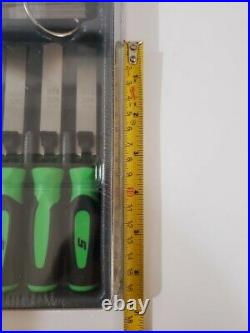 82 Blade Feeler Gauge Combination Straight/Step & 45 With Tray Holder 3 colors NEW