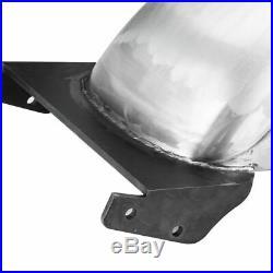 9'' Rear Fender 14 Gauge Steel Strutless For Harley Softail Dyna Sportster Bobbe