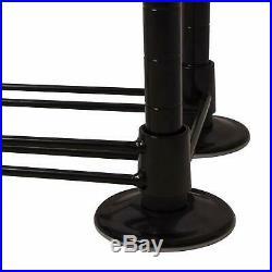 Atlantic Maxsteel 12 Tier Shelving Heavy Gauge Steel Wire Shelving for 864