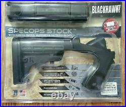 BRAND NEW Blackhawk Knoxx Specops NRS Stock Forend Mossberg 500 88 590 12 Gauge