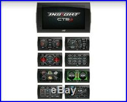 BRAND NEW Edge Insight CTS3 monitor withEGT for 1996-2019 Vehicles with OBDII