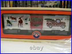 BRAND NEW Lionel # 2028200 Annual Yr. 2020 Christmas O Gauge Holiday Box Car