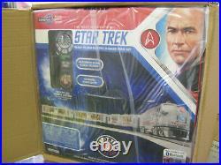 BRAND NEW O-Gauge Lionel Star Trek LionChief Set # 2023130 FACTORY SEALED
