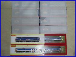Bachmann Hornby OO Gauge Brand New Network Southeast Class 50 x2 Mk2A x8