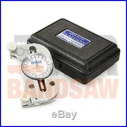 Bandsaw Blade Tension Gauge For Carbon Flexback Or M42 Bimetal Bandsaw Blades