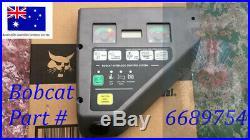 Bobcat OEM 6689754 Left Control Panel With Fuel Gauge BRAND NEW