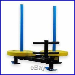 BodyRip Weight Speed Sled 100% Thick Steel Gauge Construction