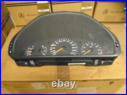 Brand New Genuine Instrument Cluster In Kms Mercedes W202 A2025401648