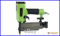 Brand New Grex 2 inch 18 Gauge Brad Finish Nailer Green Buddy 1850GB
