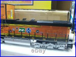 Brand New O Gauge Mth # 30-20811-1 Bnsf Es44ac & Caboose Limited Run Proto 3.0
