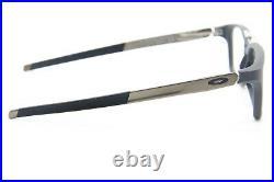 Brand New Oakley Gauge 7.2 Arch Ox8113-0253 Grey Eyeglass Authentic Frame 53-17