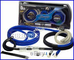 Brand New Stinger Sk6201 1/ 0 Gauge 6000 Series Power Amplifier Installation Kit