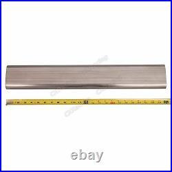 CXRacing 3 Oval Straight 304 Stainless Steel Pipe 16 Gauge 24 Long