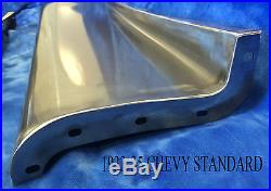 Chevrolet Chevy Master Steel Running Board Set 33 1933 Made in USA 16 Gauge