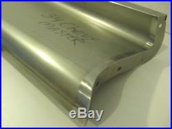Chevrolet Chevy Master Steel Running Board Set 34 1934 Made in USA 16 Gauge