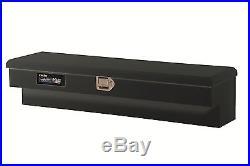 Dee Zee DZ8748SB HARDware Series Side Mount Truck Tool Box 20-Gauge Black Textur