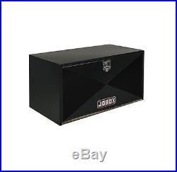 Delta PRO/JOBOX 36 Long Heavy-Gauge Steel Underbed Truck Box-Black 1-006002