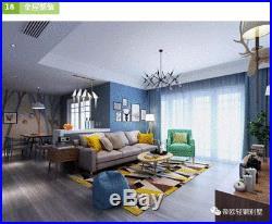 Diou LS001 Modular Light Gauge Steel Villa with 3 bedrooms