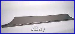 Dodge Steel Running Board Set 37,38,39 1937,1938,1939 Made in USA 16 Gauge