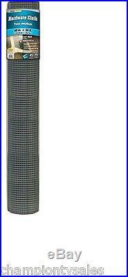 Galvanized Metal Hardware Cloth, 48 x 50', 1/4 Mesh Fencing, 23 Gauge 727073