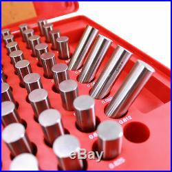 HFS(R) 125 PCS M3.501.625 Class ZZ Steel Pin Gage Set Plus