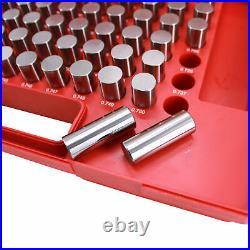 HFS(R) 125 Pcs. 626.750 M4 Class ZZ Steel Pin Gage Sets Plus