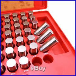 HFS(R) 82 Pcs M5.751.832 Class ZZ Steel Pin Gage Set Plus