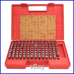 HFS(R) Steel Pin Gauge Set 125pcs M3.501.625 Class ZZ