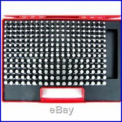HFS(R) Steel Pin Gauge Set 250pcs M2.251.500 Class ZZ