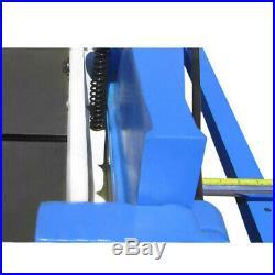 Heavy Duty 52 inch Foot Shear Cutting 16 Gauge Mild Steel Metal Brass Copper