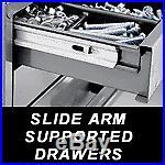 Heavy Gauge Steel Work Van 6-Drawer Unit By American Van Equipment