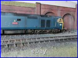 Heljan O gauge class 50002 Superb, converted, weathered. Brand new. Mint in box